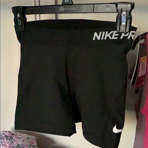 Nike pro dri fit stay cool shorts